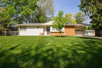 Ames Single Family Home For Sale: 1111 Scholl Road