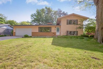Ames Single Family Home For Sale: 1710 Maxwell Avenue
