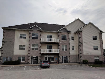 Story County Condo/Townhouse For Sale: 4503 Twain Circle #205