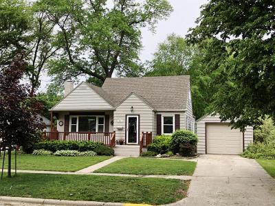 Ames Single Family Home For Sale: 321 Washington Avenue