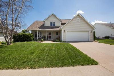 Ames Single Family Home For Sale: 4608 Webster Street
