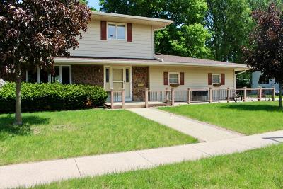 Ames Single Family Home For Sale: 1322 Northwestern Avenue
