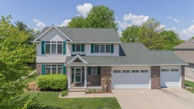 Ames Single Family Home For Sale: 1561 Reagan Drive