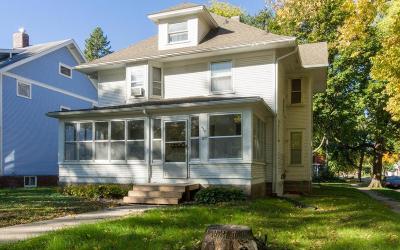 Ames Multi Family Home For Sale: 925 Burnett Avenue