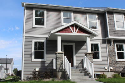 Story County Condo/Townhouse For Sale: 117 Wilder Place