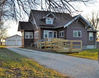 Ogden Single Family Home For Sale: 526 E Oak Street