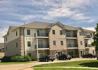 Story County Condo/Townhouse For Sale: 4511 Twain Circle #302