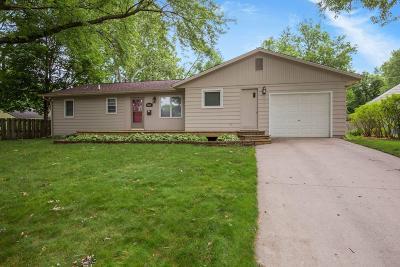 Ames Single Family Home For Sale: 1008 Hunziker Drive