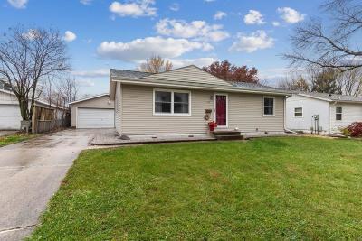 Ames Single Family Home For Sale: 1122 Wheeler Street