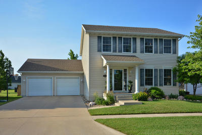 Ames Single Family Home For Sale: 2511 Clayton Drive