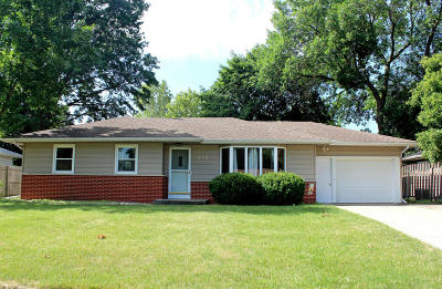 Ames Single Family Home For Sale: 232 21st Street