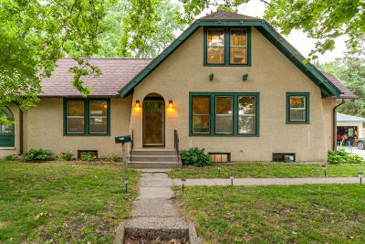 Ames Single Family Home For Sale: 1517 Grand Avenue