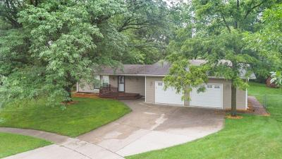 Ames Single Family Home For Sale: 3207 Jewel Circle