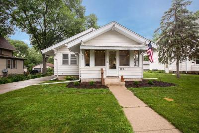 Ames Single Family Home For Sale: 708 Crawford Avenue