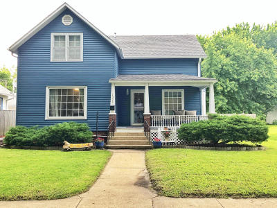 Boone Single Family Home For Sale: 1324 Crawford Street