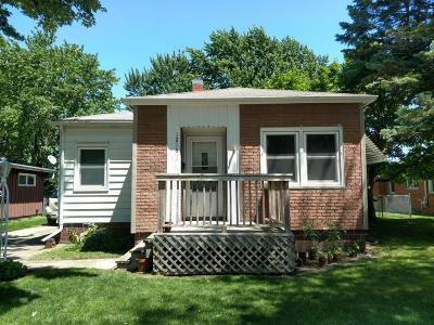 Boone Single Family Home For Sale: 1216 Marshall Street