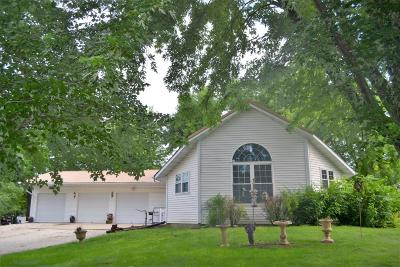 Ogden Single Family Home For Sale: 426 N 1st Street