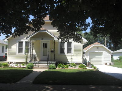 Boone Single Family Home For Sale: 411 W 5th Street