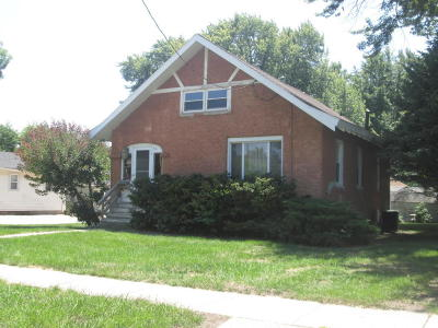 Boone Single Family Home For Sale: 816 W 2nd Street