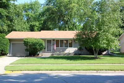 Ames Single Family Home For Sale: 932 Yuma Avenue