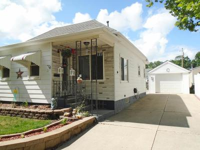 Boone IA Single Family Home For Sale: $119,500