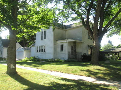 Boone Single Family Home For Sale: 1228 Marshall Street