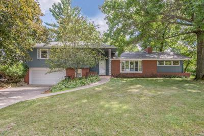 Ames Single Family Home For Sale: 3612 Mary Circle