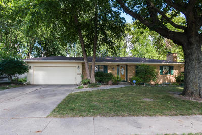 Ames Single Family Home For Sale: 2124 Hayes Avenue