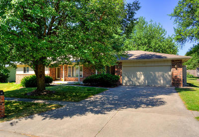 Ames Single Family Home For Sale: 3425 Taft Avenue