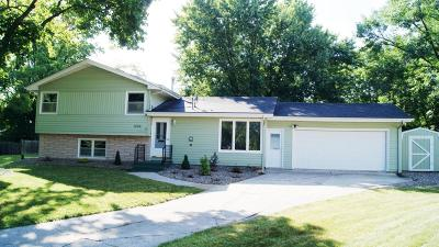 Ames Single Family Home For Sale: 1206 Garfield Circle