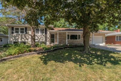 Ames Single Family Home For Sale: 1701 Northwestern Avenue