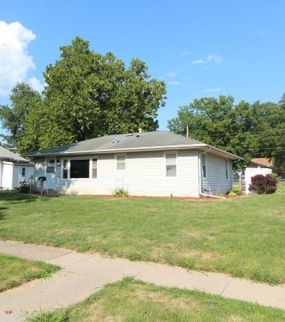 Boone Single Family Home For Sale: 1804 Greene Street