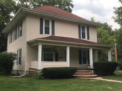 Boone Single Family Home For Sale: 1302 W 1st Street