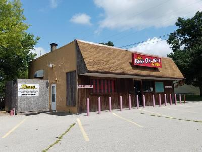 Story County Commercial For Sale: 415 Lincoln Highway