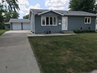 Ames Single Family Home For Sale: 1306 Johnson Street