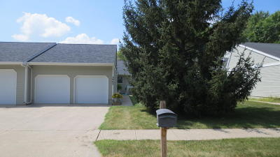 Story County Condo/Townhouse For Sale: 3905 Fletcher Boulevard