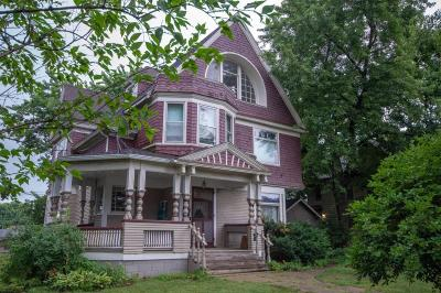 Boone Single Family Home For Sale: 326 Boone Street