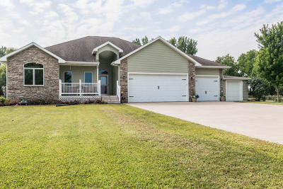 Story County Single Family Home For Sale: 1100 Sand Cherry Lane
