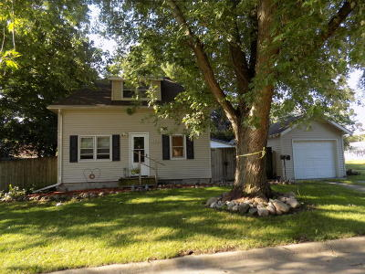 Boone Single Family Home For Sale: 1022 19th Street