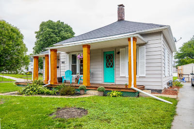Boone Single Family Home For Sale: 1130 Meridian Street