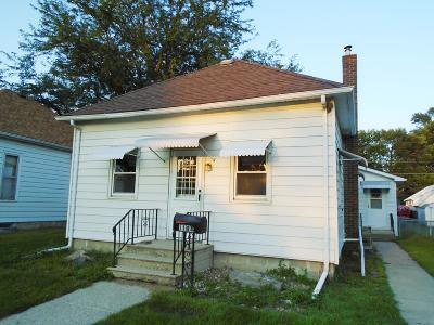 Boone IA Single Family Home For Sale: $128,900