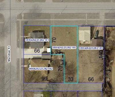 Boone County Residential Lots & Land For Sale: 1410 12th Street