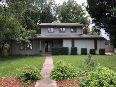 Ames Single Family Home For Sale: 4624 Westbend Drive