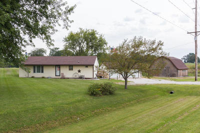 Story County Farm & Ranch For Sale: 29479 650th Avenue