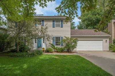 Ames Single Family Home For Sale: 2019 Prairie View East