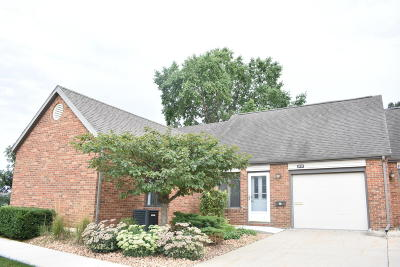 Story County Condo/Townhouse For Sale: 2437 Hamilton Drive