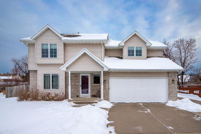Ames Single Family Home For Sale: 1210 Idaho Court