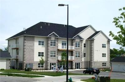 Story County Condo/Townhouse For Sale: 4503 Twain Circle #102