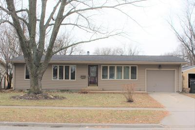 Ames Single Family Home For Sale: 1412 Johnson Street