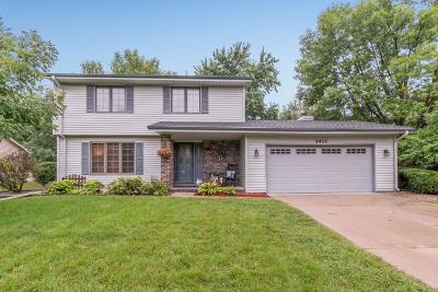 Ames Single Family Home For Sale: 3415 Eisenhower Avenue